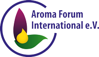 Logo Aroma Forum International